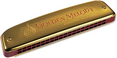 Hohner - Golden Melody 40 C