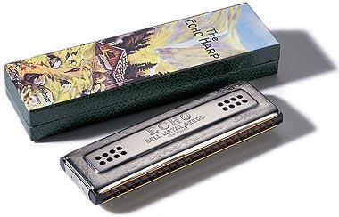 Hohner - Echo Harp 96 C-G