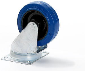 Adam Hall - 37023 Blue Wheel 100mm