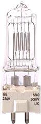 Tungsram - M40 Lamp 500W/230V GY9,5