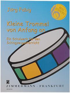 Zimmermann Verlag - Kleine Trommel Von Anfang An