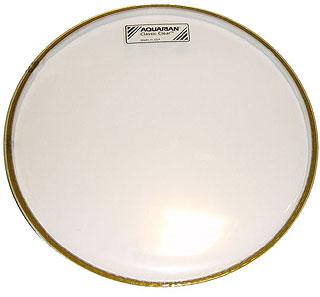 Aquarian - 20' Classic Clear Bass Drum