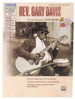 Alfred Music Publishing - Stefan Grossman's Gary Davis