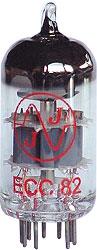 TAD - JJ 12AU7/ECC82 Tube