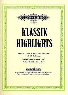 Edition Peters - Klassik Highlights 1