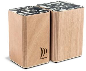 Schlagwerk - WBS200 Wooden Bongos