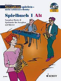 Schott - Saxophon Spielbuch 1 A-Sax