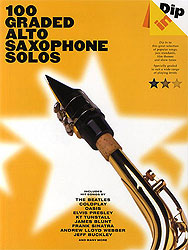 Hal Leonard - 100 Graded Alto Saxophone