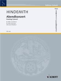 Schott - Hindemith Abendkonzert