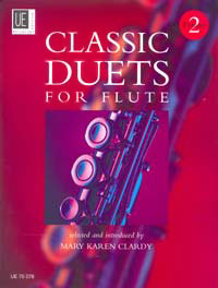Universal Edition - Classic Duets For Flute 2