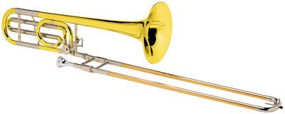 C.G.Conn - 88 HY Bb/F-Tenor Trombone