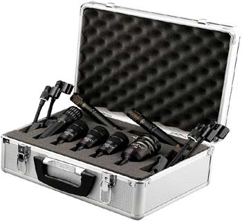 Audix - DP7 Drum Microphone Set