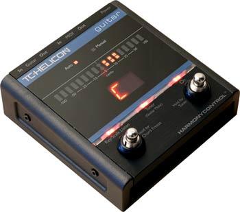 TC-Helicon - HarmonyControl Guitar