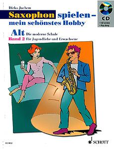 Schott - Saxophon Spielen Hobby A-Sax 2