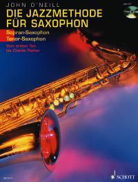 Schott - Jazzmethode T-Sax