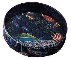 Remo - 12' x 2,5' Ocean Drum Aquarium