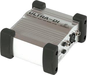 Behringer - DI100 Ultra-DI
