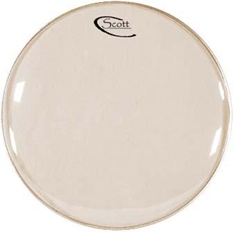 Scott - 10' Banjo Head White