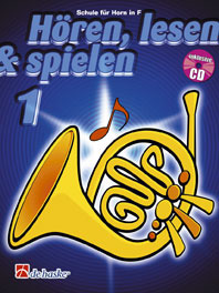 De Haske - Hören Lesen Schule 1 Horn