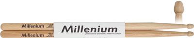 Millenium - H2B Hickory Sticks -Wood-