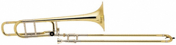 Bach - LT 36BOG Bb/F-Tenor Trombone