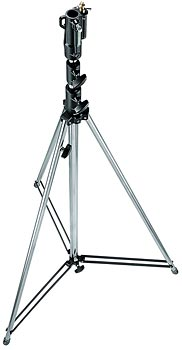 Manfrotto - 111CSU Chrom Tall Cine Stand