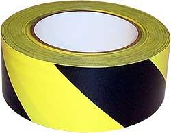 Stairville - Warning Tape Black/Yellow