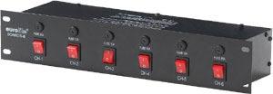 Eurolite - 6 Channel Switchboard