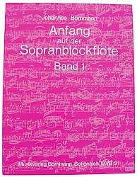 Johannes Bornmann - Anfang Sopranblockflöte 1