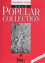 Edition Dux - Popular Collection 7 T-Sax