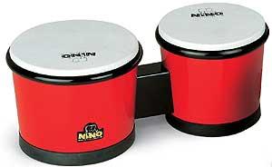 Nino - Nino19R Bongo ABS Red