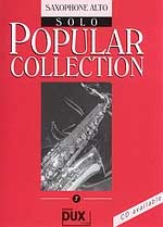 Edition Dux - Popular Collection 7 A-Sax