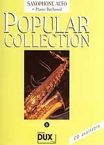Edition Dux - Popular Collection 6 A-Sax