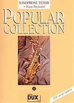 Edition Dux - Popular Collection 5 T-Sax