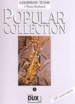 Edition Dux - Popular Collection 4 T-Sax
