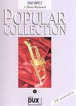 Edition Dux - Popular Collection 4 Trumpet