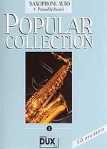Edition Dux - Popular Collection 3 A-Sax