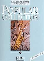 Edition Dux - Popular Collection 3 T-Sax