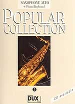Edition Dux - Popular Collection 2 A-Sax