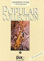 Edition Dux - Popular Collection 2 T-Sax