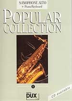 Edition Dux - Popular Collection 1 A-Sax