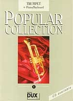 Edition Dux - Popular Collection 1 Trumpet