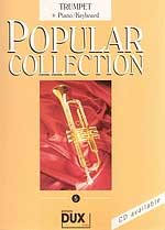 Edition Dux - Popular Collection 5 Trumpet+P
