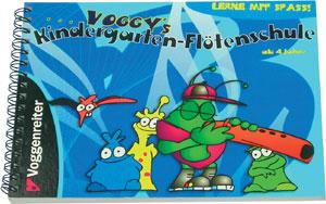 Voggenreiter - Voggy's Kindergarten- Flöten