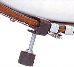 Lefima - 129 Add-on Feet for Bass Drum