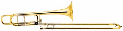 Bach - 36BOG Bb/F-Tenor Trombone