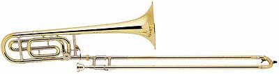 Bach - 42BG Bb/F-Tenor Trombone