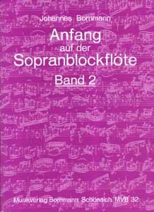 Johannes Bornmann - Anfang Sopranblockflöte 2