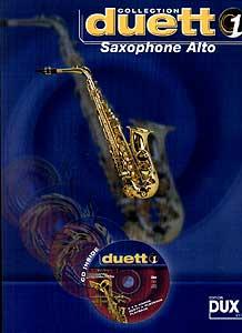 Edition Dux - Duett Collection 1 A-Sax