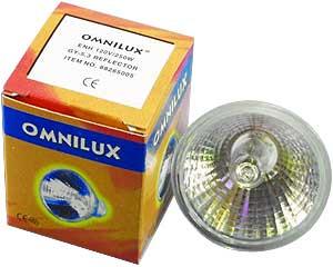 Omnilux - ENH 120V/250W 50mm Refl.